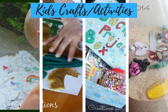 kids activities and fun