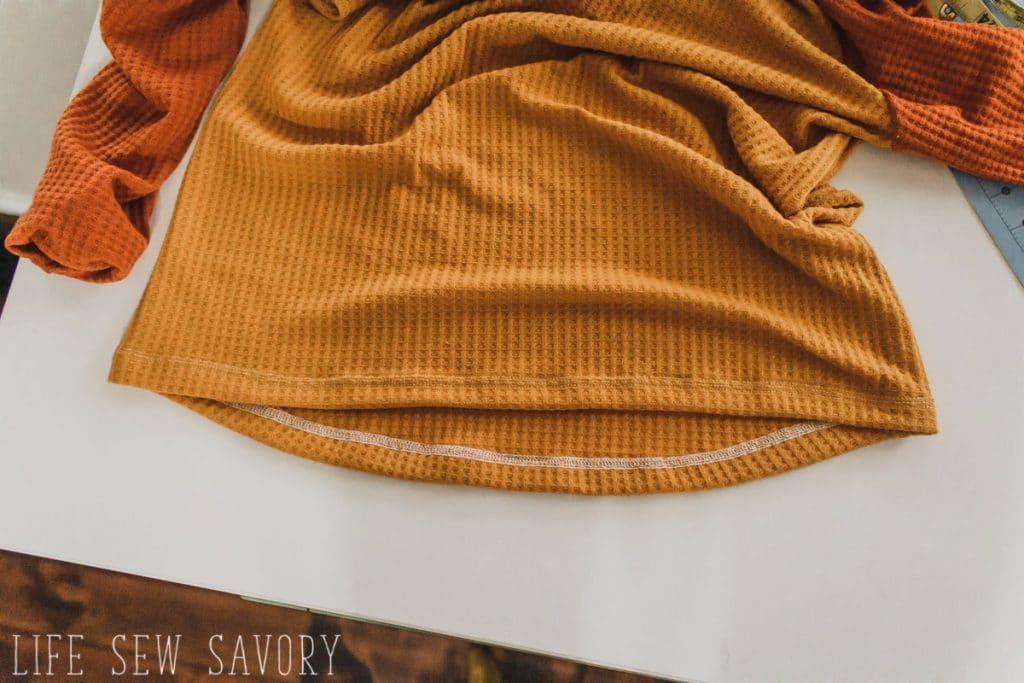 womens raglan sewing pattern