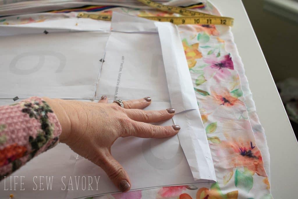free pdf leggings pattern for women