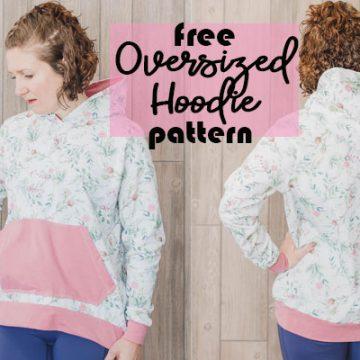 sweatshirt sewing pattern