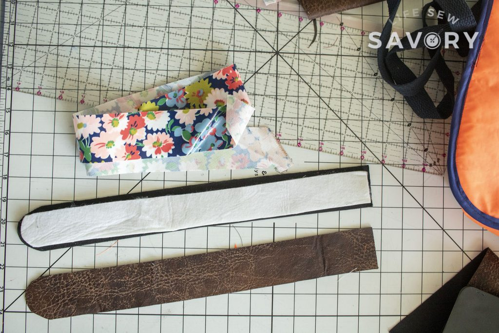 strap design sewing