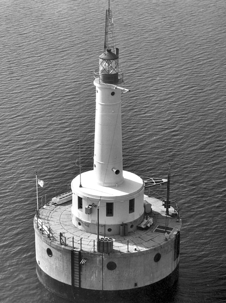 Green Bay Harbor Entrance Lighthouse Wisconsin At