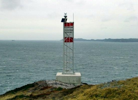Long Island Lighthouse Newfoundland Canada At