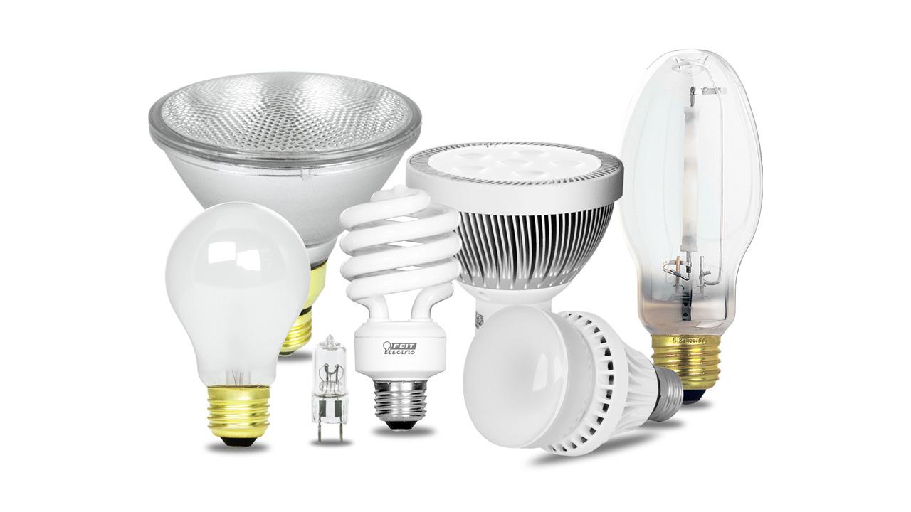 Types Led Light Bulbs