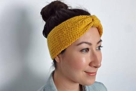 Headband And Headwrap Knitting Patterns Free Knitting Patterns