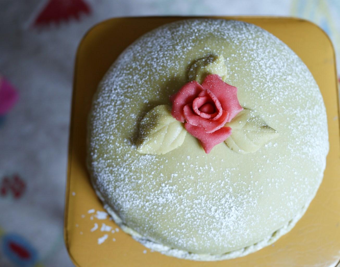 A Swedish Princess Cake Recipe For A Birthday Lili S