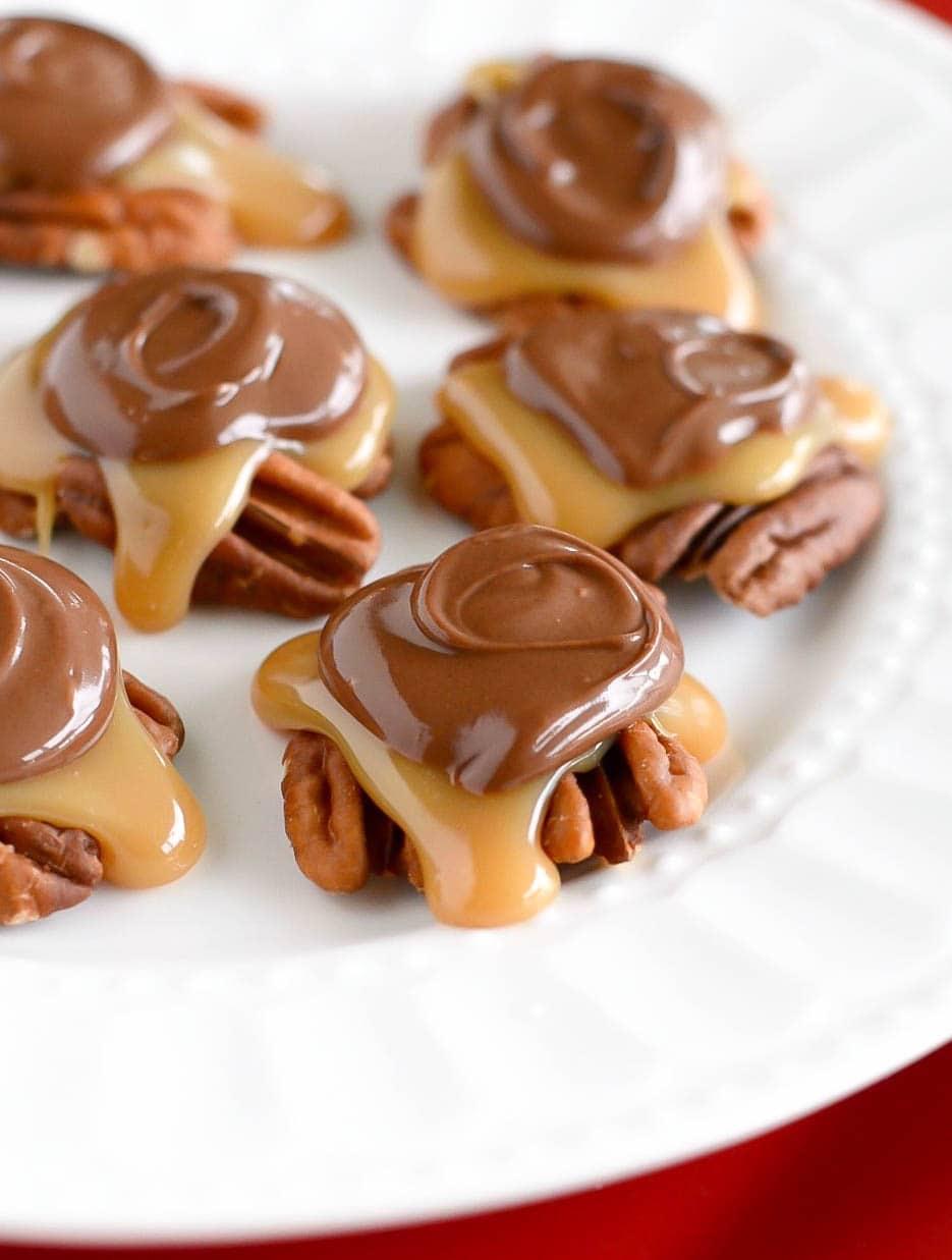 Homemade Turtle Candy Recipe Lil Luna