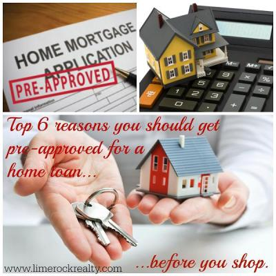 Top 6 Reasons You Should Get Pre-Approved for a Home Loan ...