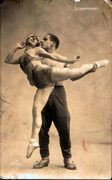 Parisian Apache Adagio Dance