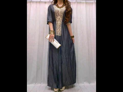 Image Result For Model Gamis Rahnem Remaja