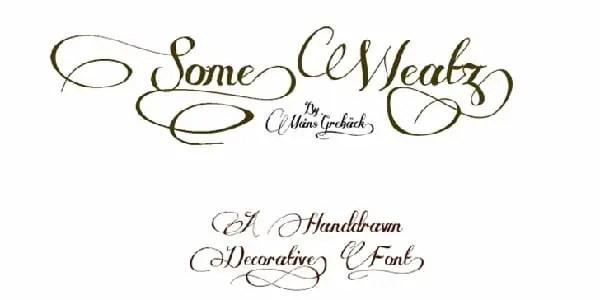 free wedding fonts # 83