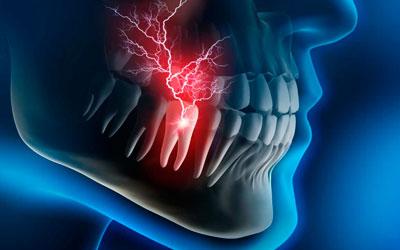 Тіс ауруы - стоматологиялық символдық сызық