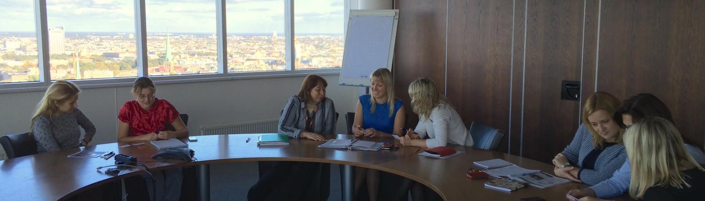 Lingua Franca | Courses for Companies