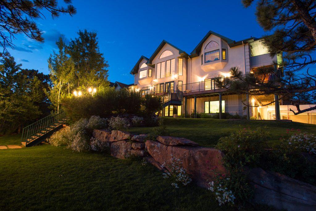 Lionscrest Manor Colorado Mountain Wedding Venue In Lyons Co