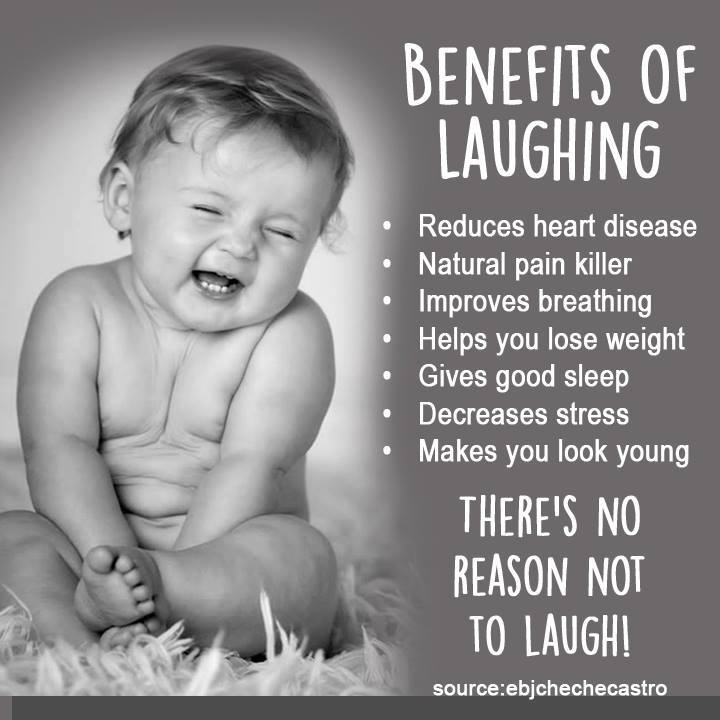 Laughter And Immune System