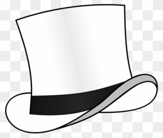 Top Hat Fedora Six Thinking Hats White White Hat De Bono