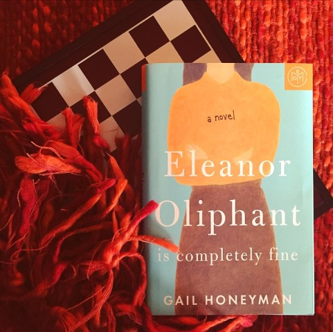 Review  Eleanor Oliphant is Completely Fine   literaryelephant eleanoroliphantiscompletelyfine