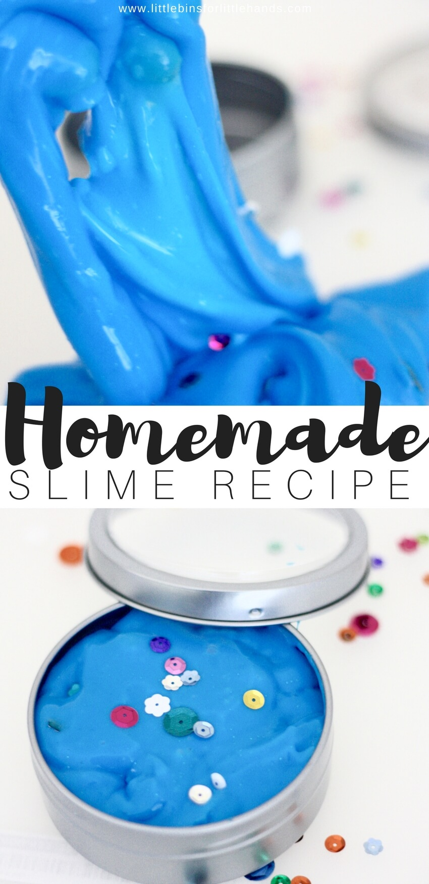 How To Make Slime With Borax {and Without Borax Too!}
