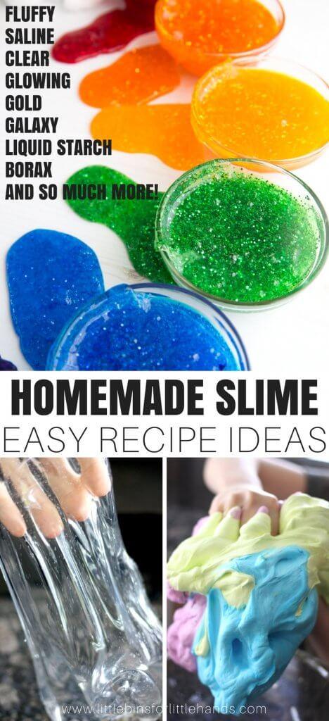 JELLO Edible Slime Recipe and Borax Free Slime Alternative ...