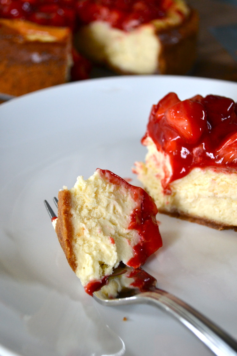 Strawberry Cheesecake Little Bits Of