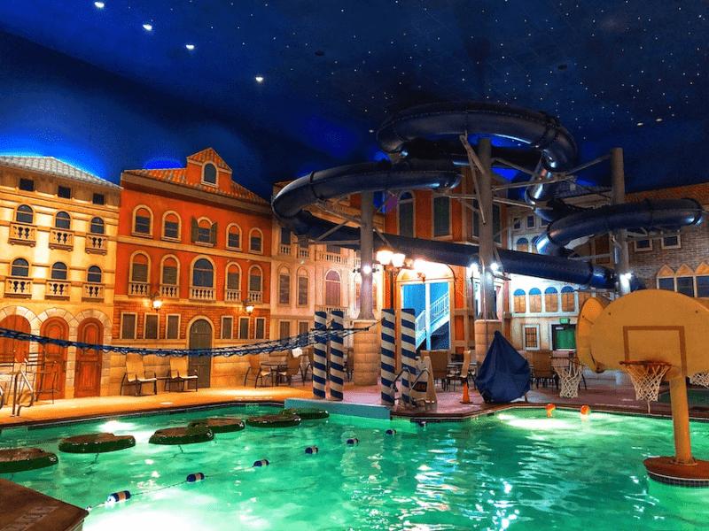 Venetian Indoor Water Park