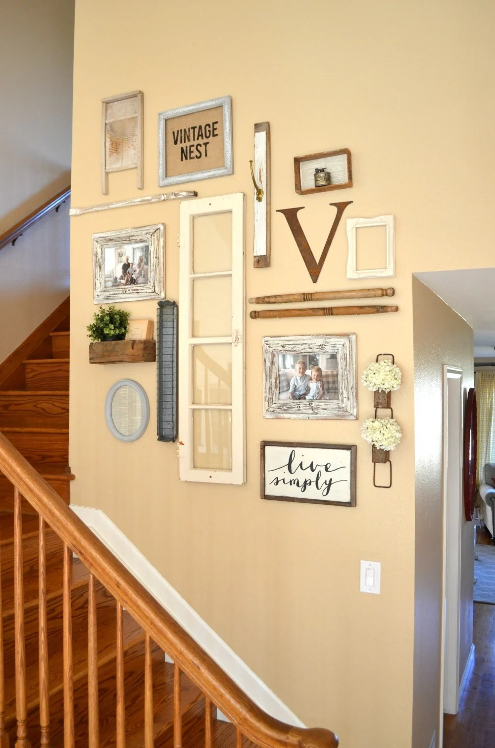 Modern Photo Wall Collage Ideas Ornament - The Wall Art Decorations ...