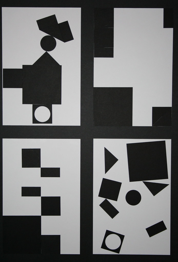 Figure On Ground Figure Ground Ambiguity Order And Rand
