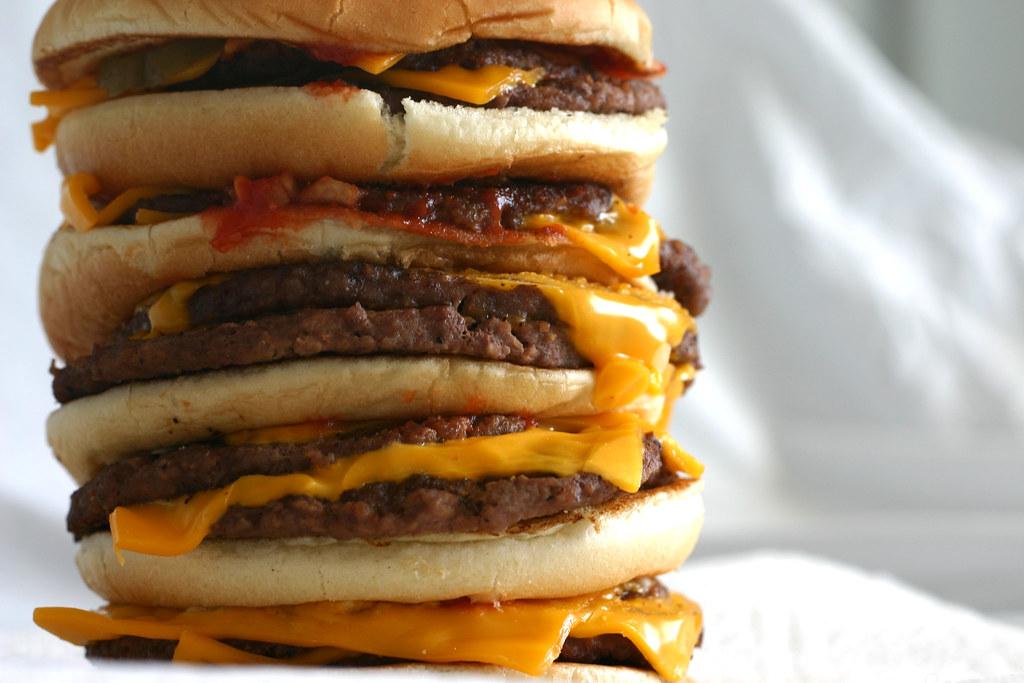 Mcnasty Burger Ryan Schultz Flickr