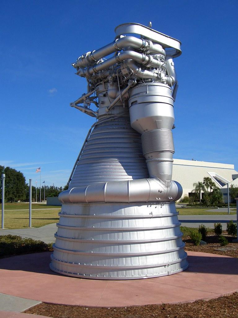 Saturn V F1 Rocket Engine Global Reactions Flickr