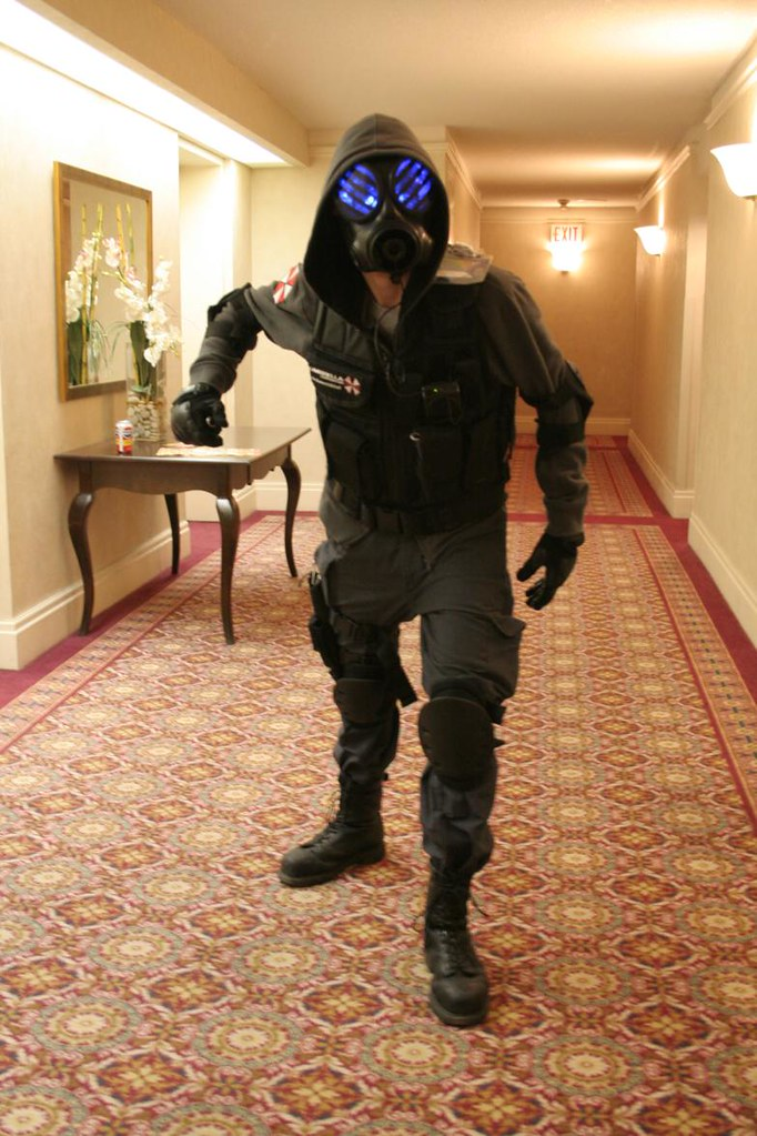 Resident Evil Vector From Resident Evil Operation
