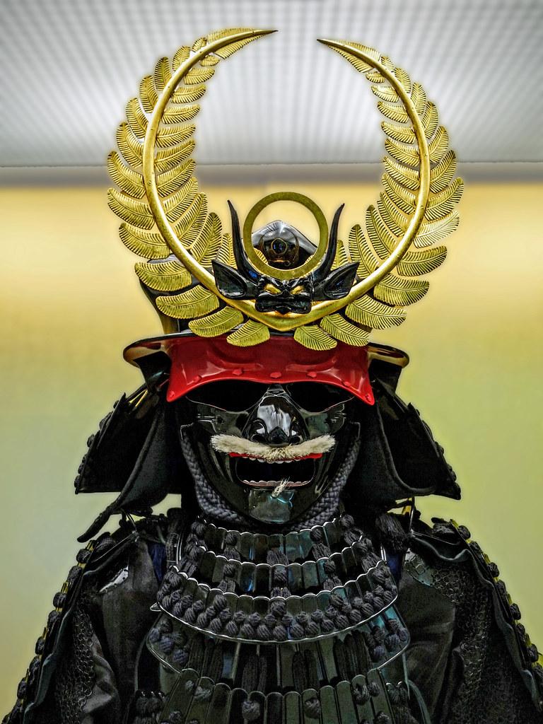 Tokugawa Ieyasu S Replica Armor This Is A Masterful