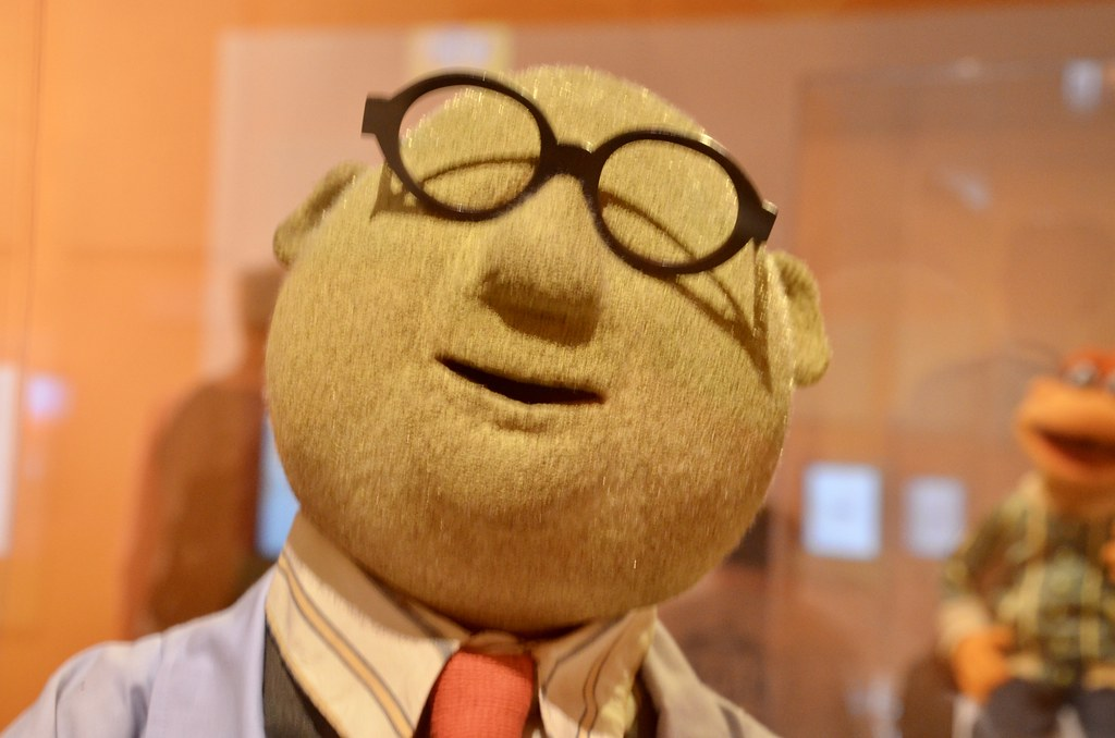 Dr Bunsen Honeydew From Quot The Muppet Show Quot At The Jim Hens Flickr