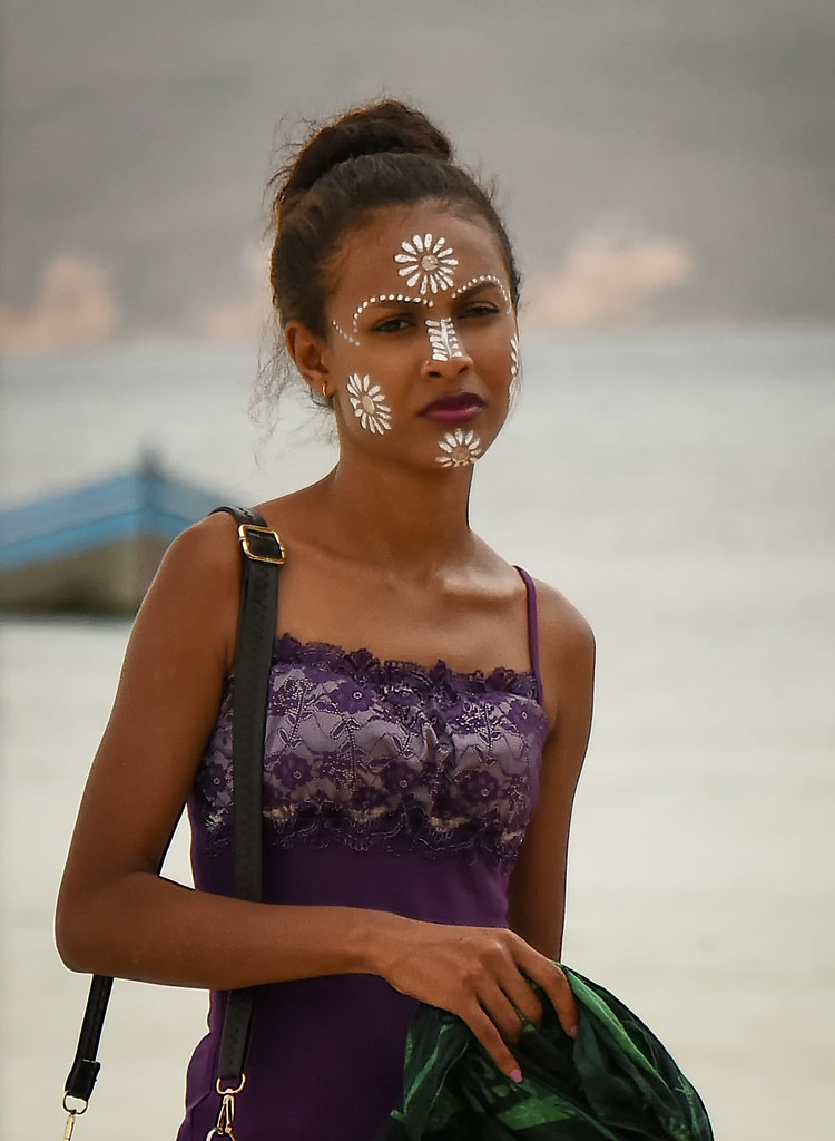 Malagasy Woman | Madagascar | Rod Waddington | Flickr