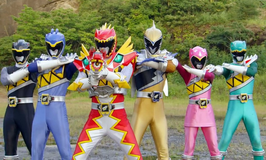 Kyoryuger [With Kyoryu Red Carnival] 23 | This is the ...