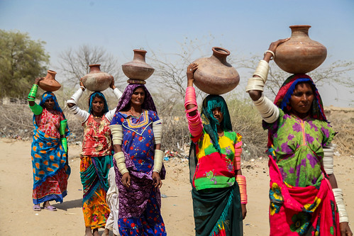 Pakistan Life In The Grip Of Drought In The Thar Desert