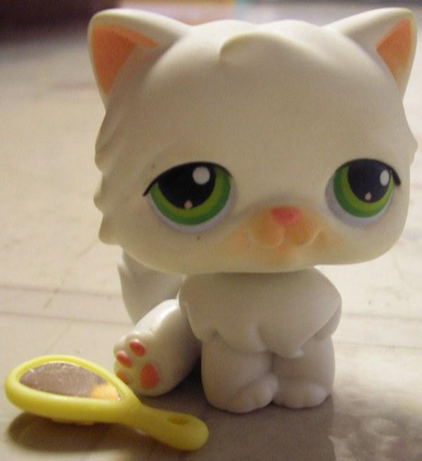 littlest pet shop cats # 80