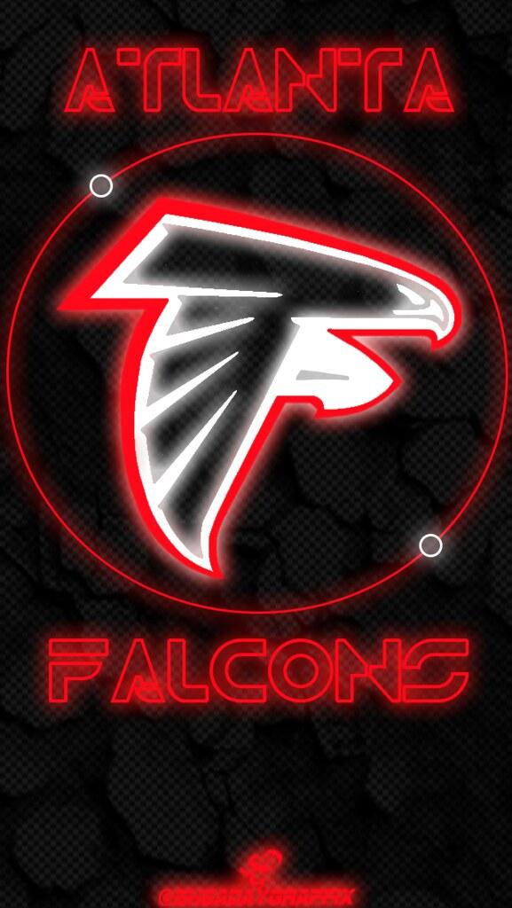 Falcons Iphone Wallpaper Sheadaygraffix Shea Huening