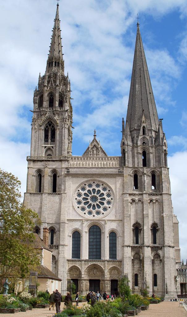 Facade Notre Dame