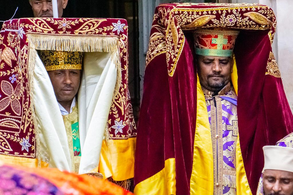 Ethiopian Orthodox Tewahedo Church Celebration In Rome