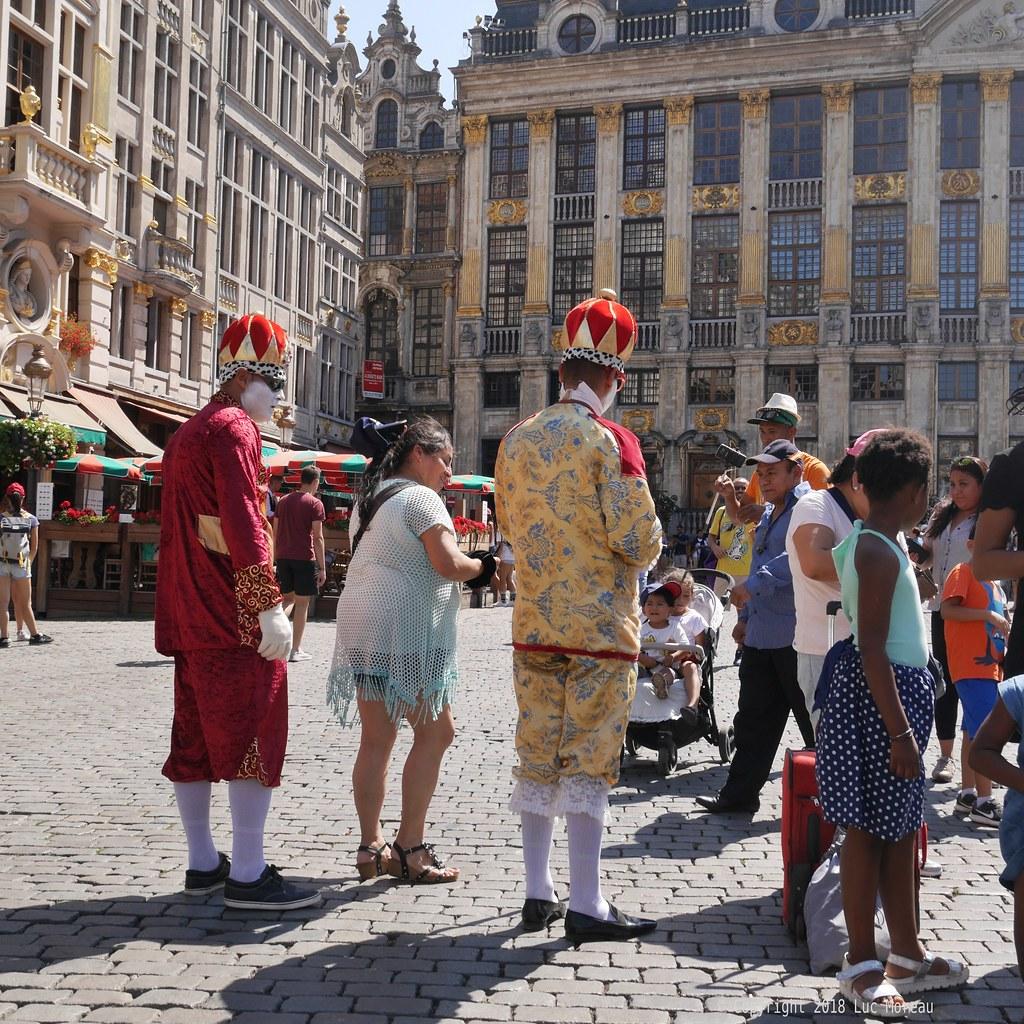 Belgium Business Attire