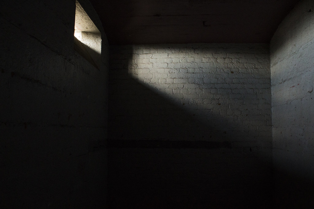 Solitary Confinement Old Geelong Gaol 7 Canon 650d