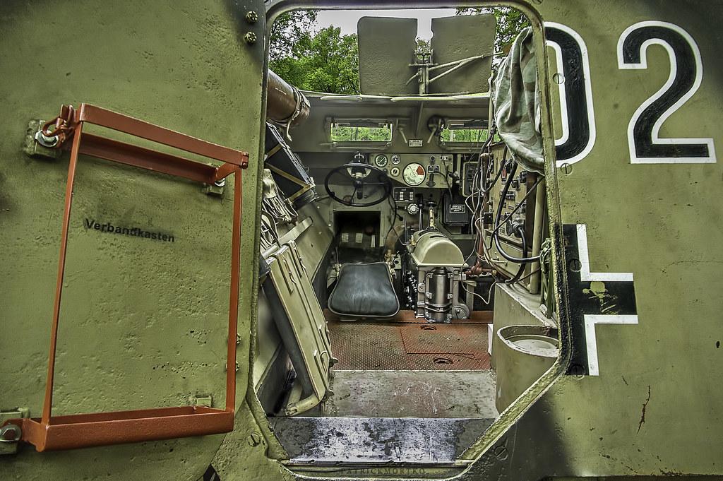 Sd Kfz 250 Interior Img0206 1a1 E Patrick Mortko