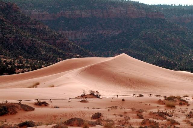 Map Dunes Utah 4 Wheeler Sand