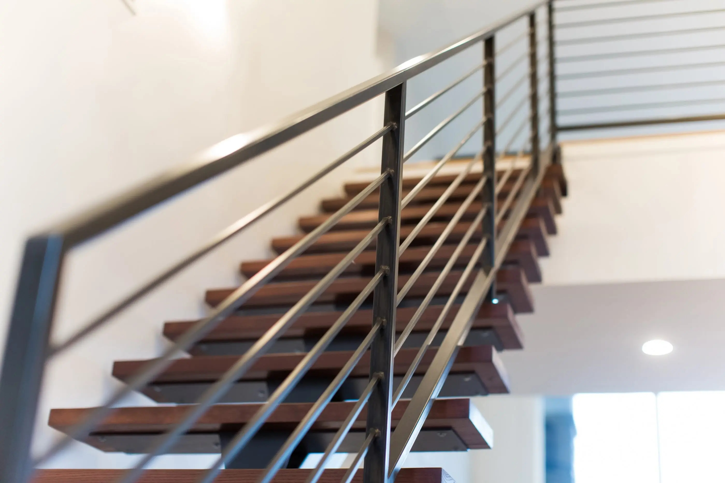 Wood For Stair Treads How To Choose The Right One Aco   Prefinished Walnut Stair Treads   Wood Stair   Walnut Ipe   Butcher Block   Stair Parts   Hardwood