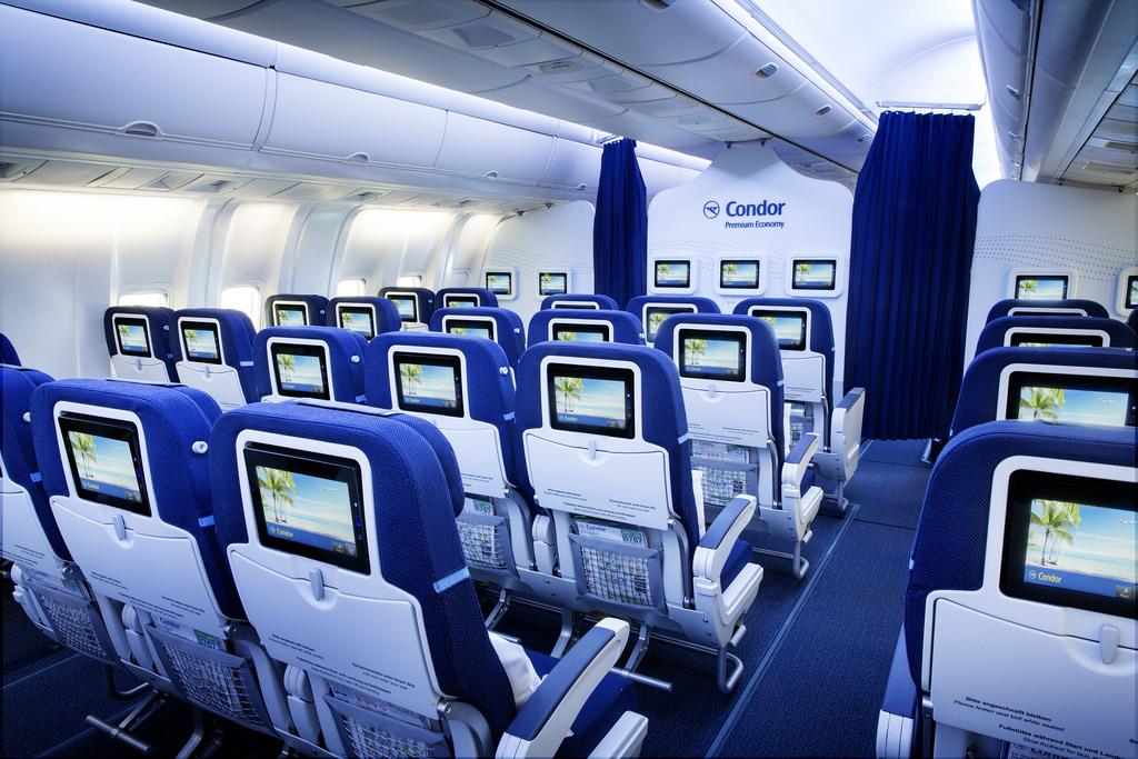 Condor Partnership Lufthansa Miles On Alaska Live And