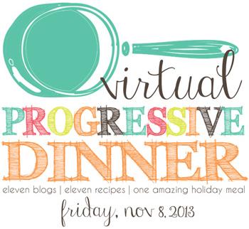 Join us for the Virtual Progressive Dinner
