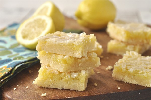 Lemon Bars from Your Homebased Mom