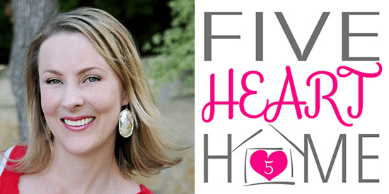 Samantha from Five Heart Home