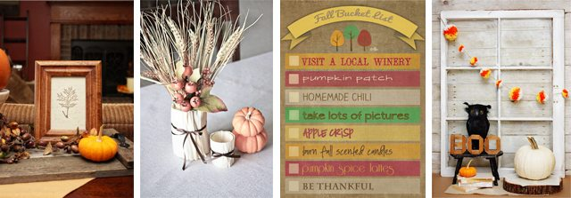 More Fall Projects to Inspire YOU!
