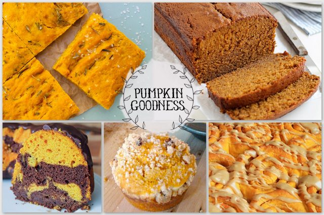 Party time featuring Pumpkin Goodness.... lots of yummy recipes! www.livelaughrowe.com